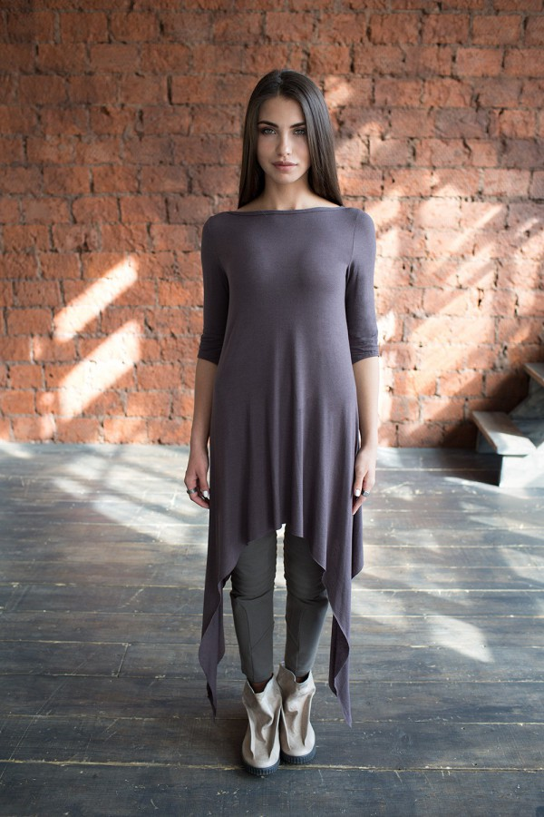 Tunic Eva Basic Lily