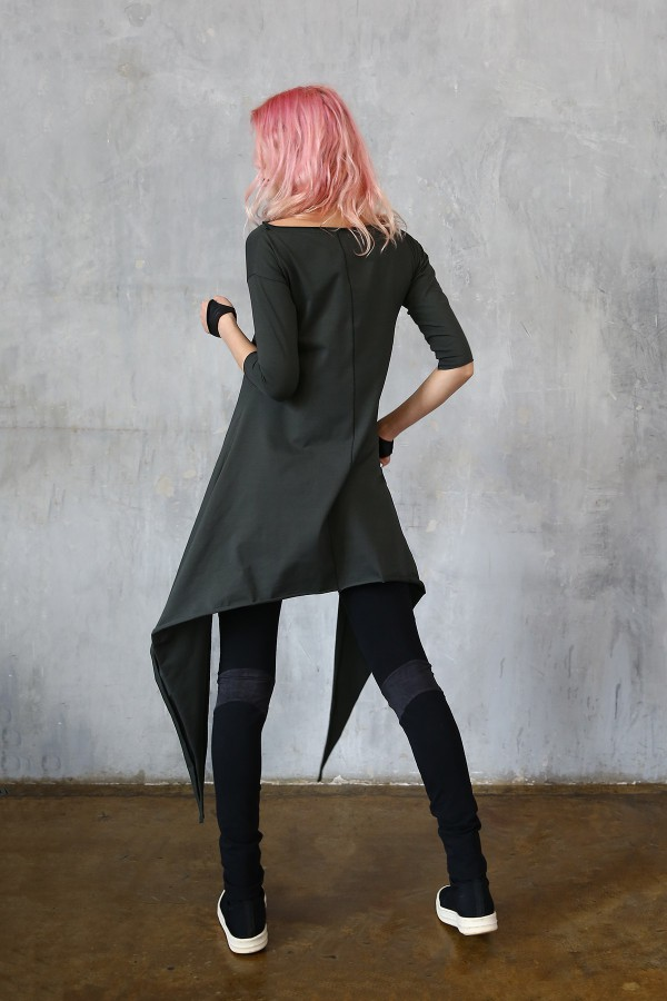 Tunic Eva Basic Myrtle