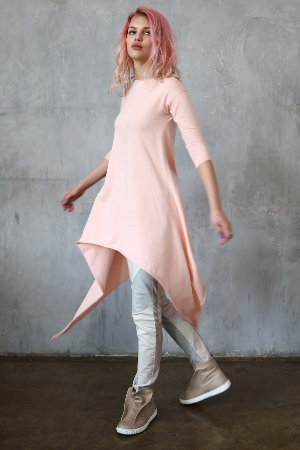 Tunic Eva Blush