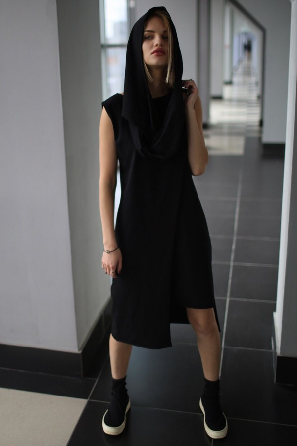 Dress Gia Black
