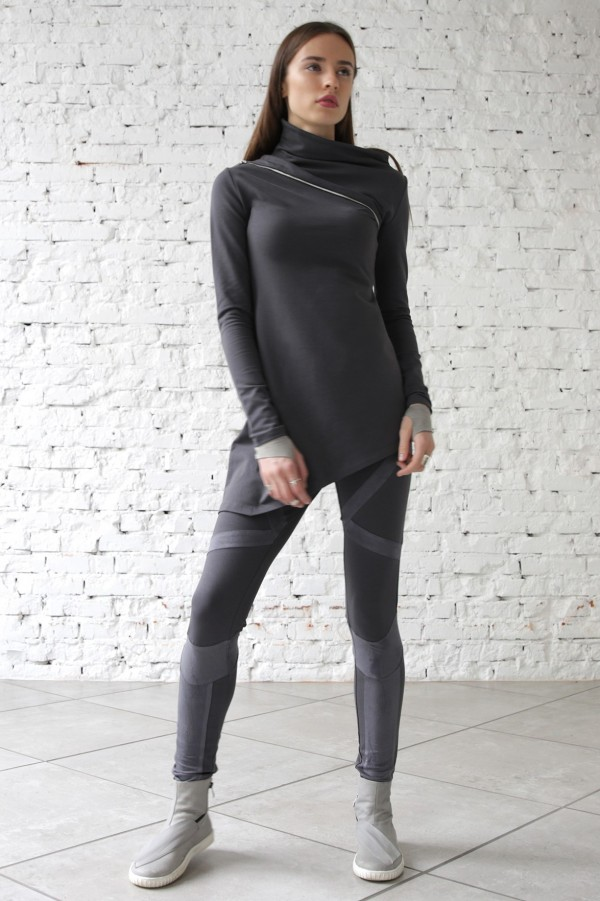 Tunic Twin Graphite
