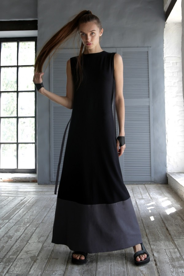 Dress Amelie Midnight Black