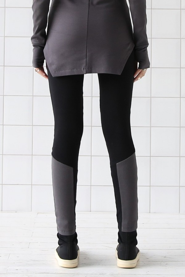 Pants Obscure Cut Black-Grey