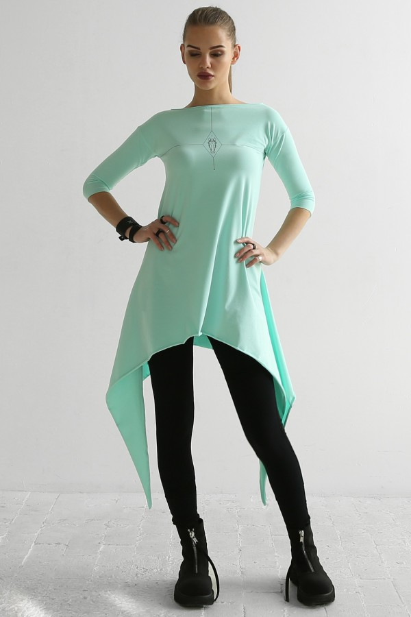 Tunic Eva Moon Horse Tiffany