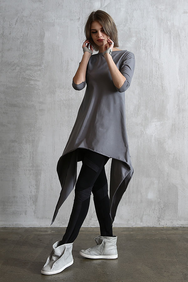 Tunic Eva Granite